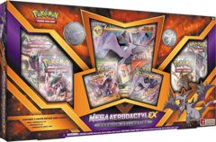 Mega Aerodactyl EX Premium Collection Box
